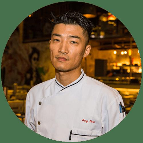 Chef Sung Park - Sake Rok Las Vegas